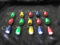 torches 50 pieces 1 LED keyrings brand new wholesale
