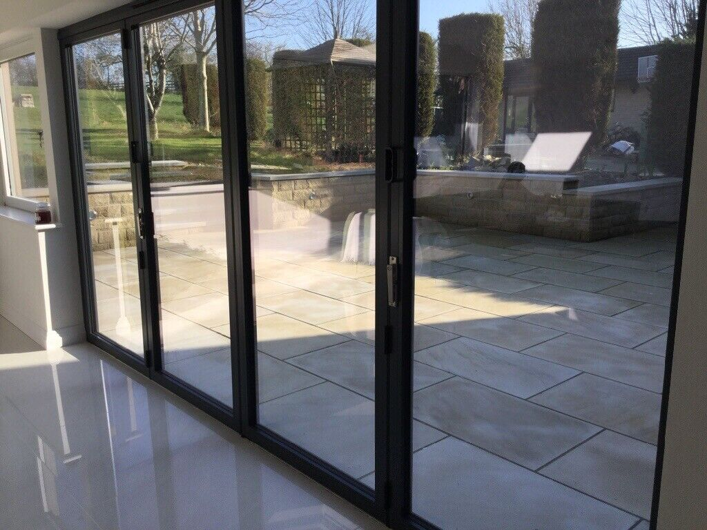 release date: 8e63e c401f Aluminium Bifold Doors | in Mirfield, West Yorkshire | Gumtree