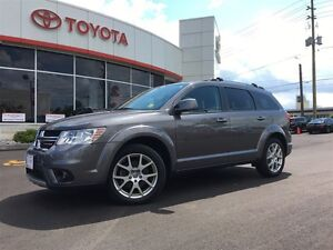 2013 Dodge Journey CREW, A/C, CRUISE CONTROL, BUCKET SEATS