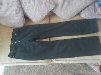 Levi Strauss & co 501 black jeans 28 X 28