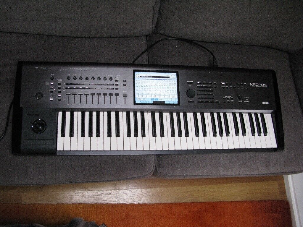 Korg Kronos 1, 61 note keyboard, home use only, excellent condition | in  Newton Abbot, Devon | Gumtree