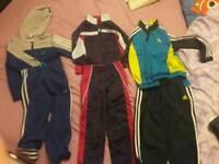 Huge bundle of boys clothes