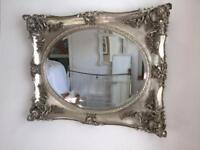 Laura Ashley Ornate Mirror