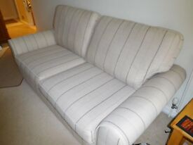 3 Seater Sofa Made in Italy bought from Furniture Village As New