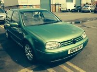 Golf gti petrol, Mot till 08/17.10 stamps on service book. Very clean and genuine car!