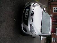 Mazda 2 Sunshine Silver 5 door