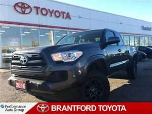 2016 Toyota Tacoma SR+, 4x2, Automatic, Back Up Camera