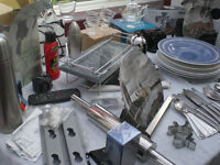 Large selection quality household items ideal for carboot or online sales