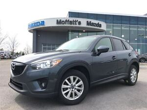 2013 Mazda CX-5 GS SUNROOF, HEATED SEATS, BLINDSPOT, BACKUP CAM