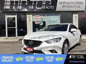 2014 Mazda MAZDA6 GS ** Nav, Roof, Bluetooth, Backup Camera **