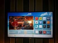 "JVC 50"" Smart TV 1080p"