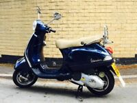 VESPA - SUPER LOW MILEAGE!!