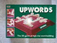 Parker Games Upwords (3D Scrabble) IP1