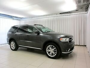 2016 Dodge Durango TEST DRIVE TODAY!! LIMITED AWD SUV 7PASS w/ D