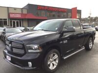2013 Ram 1500 Sport 4WD Quad Cab 6.4FT Box Vancouver Greater Vancouver Area Preview