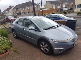 Honda Civic 2007 New MOT and Full Service