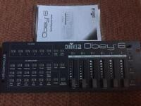 Chauvet dj Obey 6 - DMX LED controller - new without box