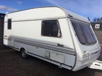 Swift rapide 5 berth caravan