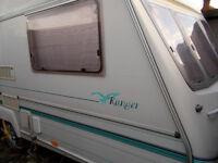 Bailey Ranger Caravan 450/2