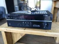 Yamaha 5.1 AV Receiver Internet Radio DAB Spoitfy and Airplay