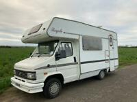 Talbot Campervan sleeps 4