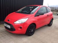 2009 (59) Ford KA 1.2 Studio 3dr 2 Keys Full Service History, 1 previous Owner, Finance Available