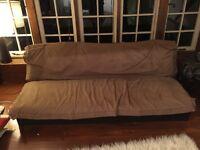 Basic John Lewis sofa bed