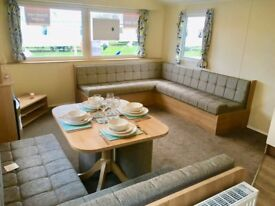 ***BARGAIN*** BRAND NEW 2 BEDROOM STATIC CARAVAN SITED BY THE SEA, ASHCROFT COAST, KENT