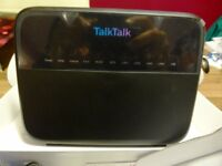 HUAWEI TALK TALK HG533 ADSL2+ FIBRE WIFI WIRED BROADBAND WIRELESS N ROUTER