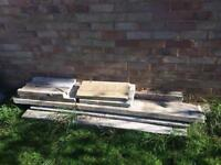 Free gravel boards