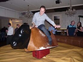 RODEO BULL, ULTIMATE WIPEOUT & SURF SIMULATOR HIRE LIVERPOOL | MANCHESTER | WARRINGTON | NORTH WEST