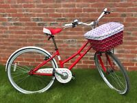 Little Pendleton Bicycles as a pair or on their own