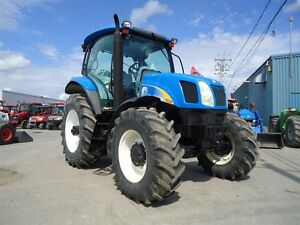 2011 New Holland T6020