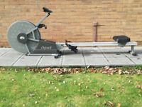 Gym Quality Rowing Machine - Horizon Fitness Oxford 2 Air Resistance Rowing Machine