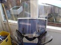 givi windscreen honda [sh300]