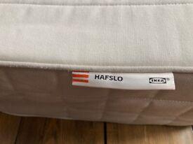 Ikea Hafslo Single Mattress - Great Condition