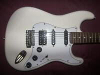 Fender Modern Player Stratocaster HSS.