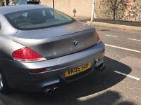 Bmw m6 Msports 550 bhp fully loaded modified full history px wlcm cheapest in U.K.