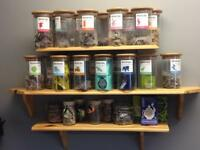 Teapig/Storage Jars
