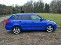 Skoda Fabia estate 1.4 TDI PD 3 5 door