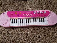 Toddler keyboard .