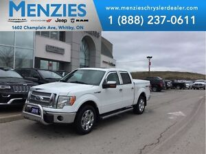 2010 Ford F-150 Lariat, Bluetooth, Sunroof, Leather, Tonneau