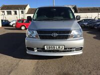 ***Free Delivery***30/12/2009 Toyota Hiace 280 D-4d 95 Swb Panel Van 2.5l Diesel***Free Delivery***