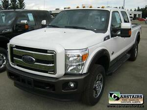 2016 Ford F-350 King Ranch 156""