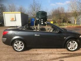 Renault Megane privilege t 165 convertible 2.0l turbo