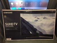 "Samsung 55"" CURVED 4K SUHD 9 series smart led tv ue55ks9000"