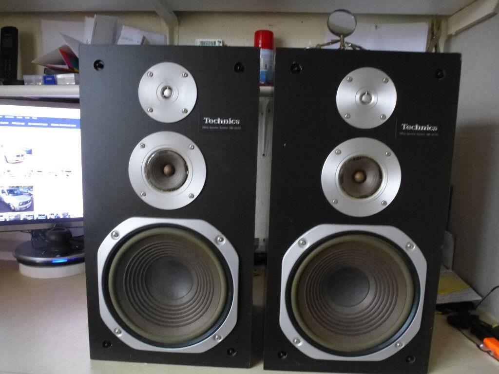 Technics Sb 3030 Speakers In Sittingbourne Kent Gumtree