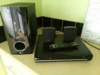 LG Surround Sound HT253DD as new