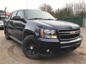 2007 Chevrolet Avalanche Accident-Free LT 1500 Leather DVD
