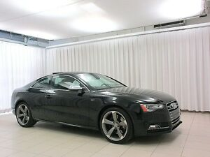 2013 Audi S5 V6T QUATTRO COUPE SUPERCHARGED 6 SPEED w/ NAVIGATI